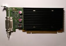 Nvidia Quadro NVS 300 PCIe 512MB DDR3 pantalla Dual Tarjeta Gráfica-Perfil Bajo