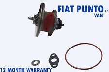 TURBO CHRA CARTRIDGE FIAT PUNTO (188) 1.3 JTD 16V (199) MULTIJET 2003 - 2015