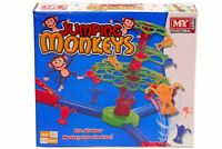 BRAND NEW JUMPING MONKEY BOARD GAME CHILDREN ACTIVITY TOYS INDOOR FAMILY FUN