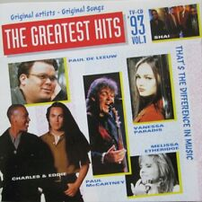 THE GREATEST HITS '93  - VOLUME 1 - CD