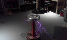 """Banshee"" Model A DRSSTC Music Solid State Tesla Coil High Voltage 2 FOOT ARCS!!"