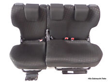 Toyota Yaris P9 1.4 D-4D Rücksitz Rücksitzbank Sitzbank Sitz hinten 5 Türer