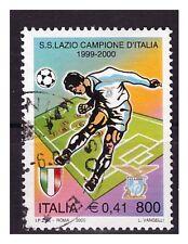 ITALIA 2000 - SCUDETTO  LAZIO   usato