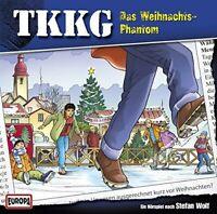 TKKG - 193/DAS WEIHNACHTS-PHANTOM  CD NEW