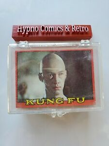 1973 Topps Kung Fu COMPLETE SET of  60 Trading Cards David Carradine Free Ship!