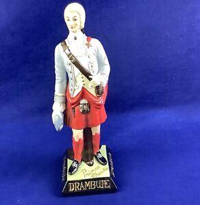 Bonnie Prince Charlie Drambuie liquer advertising figure painted bisque A4