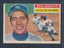 1956 TOPPS #113  PHIL RIZZUTO  (NM) HI-QUALITY ~ GFCC