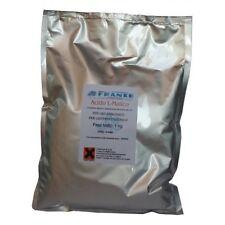 Acido L-Malico 1kg acidificante per vino, succhi di frutta, ecc...