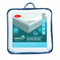 Tontine Comfortech Dry Sleep Waterproof  Mattress Protector