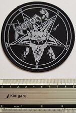Venom - Round -  Limited edition patch -WOVEN SEW ON PATCH - free shipping