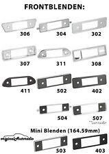 RetroSound Frontblenden für RetroSound Retro Autoradio Frontblende Plate Panel