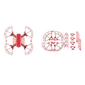Propeller Bumpers Hood+Extend Landing Gear+Hand Dam-Board Guard for DJI Spark TR