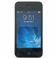 Apple iPhone 4S A1387 Black 16gb Sprint