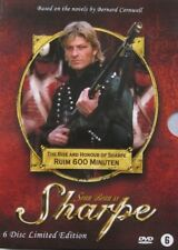 SHARPE - THE RISE AND HONOUR OF SHARPE  - 6-DVD - BOX - LIMITED EDITION