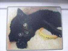Brite-Mat Mouse Mat-Corby Gatos Gatito imagen exclusiva de protección 24cm X 19cm
