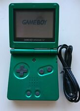 Nintendo Game Boy Advance SP pokemon 'RAYQUAZA' Limited Edition NEW USB & Batt