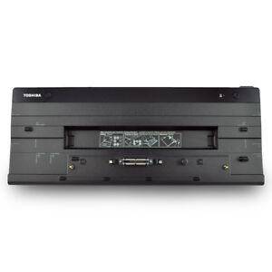Premium Toshiba Hi-Speed PA5116E-1PRP Dockingstation Z40-A Z50 Inkl 120 Watt NT
