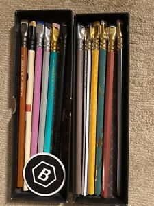 Collection of 12 Blackwing Volumes Sold Out pencils