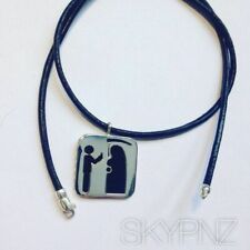 """Sterling silver complete with necklace """"NewLife"""" for basejumpers & extreme sport"""