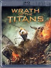 Wrath of the Titans (Blu-ray) Sam Worthington, Liam Neeson,   BRAND NEW