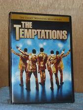 The Temptations (DVD, 2011) NEW Charles Malik Whitfield D.B. Woodside Leon music