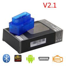 Mini Bluetooth2.0 OBD2/OBDⅡ Car Truck Code Reader Scanner ELM327 Update Version