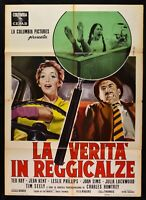 Poster die Wahrheit' in Straps Ted Ray Jean Kent Joan Sims M12