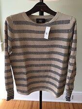 RRL Ralph Lauren Men's Boatneck Sweater Size Small (MSRP $395)