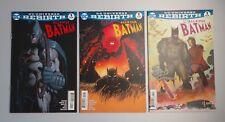 All Star Batman #1 Variants Nm/Nm+ Dc Rebirth! Scott Snyder, John Romita Jr.