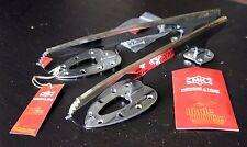 "MK Professional Parabolic - brand new Figure Ice Skating Blades size 9 1/4"""