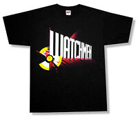 Watchmen Shadow Black T Shirt New Movie Official L