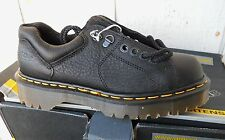 DR.MARTENS NEW UK MADE BLACK GREAZY PAD GIB COMANDO SOLE US-M 5 USW-6,