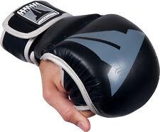 NEW THROWDOWN MMA ELITE TRAINING Series Fight BAG Punching GLOVES Size Regular