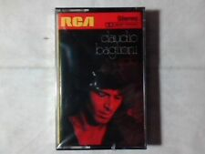 CLAUDIO BAGLIONI Solo mc cassette k7 SIGILLATA