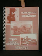 CHANGING FACES/PLACES: 150 YEARS IN NEWTOWN NEWFOUNDLAND 1853-2003 Canada PB