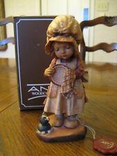 "Anri Sarah Kay Figurine, Helping Mother, 6 3/4"", Limited Ed., 653001"