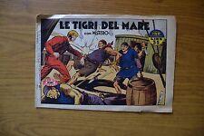 FUMETTO ALBO GIGANTE VICTORY N. 28 20 7 1948 con MISTERO COMPLETO LIRE 35