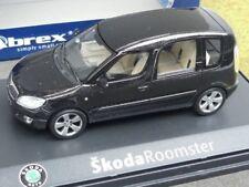 1/43 Abrex Skoda Roomster Black Magic 6107d