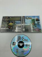 Sony PlayStation 1 PS1 CIB Complete Tested Croc: Legend of the Gobbos BLACK