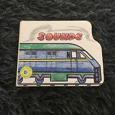 SOUNDS. MINI BOARD BOOK. THE BOOK COMPANY, 1863090355