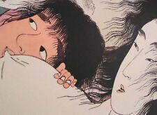 UTAMARO Kitagawa Ukiyo-e English/Japanese Bilingual Art Book 9 Bijin-ga Geisha
