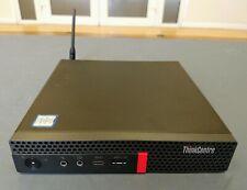 Lenovo ThinkCentre M920Q Tiny i5-9500T 9th Gen 2.2GHz, 8GB, 256GB NVMe SSD Win10