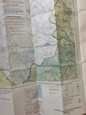 1980 US Fish & Wildlife Florence SC NC  Atlantic COAST ECOLOGICAL INVENTORY Map