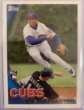 2010 Topps Update Starlin Castro US-85 RC Baseball Card