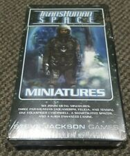 Transhuman Space Miniatures Steve Jackson Games 13-0300 New!