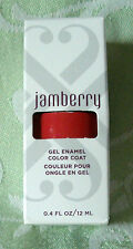 Jamberry TruShine Gel Enamel Color Coat Nail Polish - Candy Apple