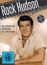 DVD-BOX NEU/OVP - Rock Hudson Collection - 3 Filme auf 3 DVDs
