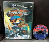 I-Ninja -  Nintendo GameCube Tested / Working Game NGC Rare