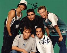 Gfa A.J. Howie Kevin Brian * Backstreet Boys * Signed 8x10 Photo Proof B4 Coa