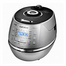 Cuckoo CRP-DHR0610FS Electric IH Pressure Cooker Full Stainless Metallic